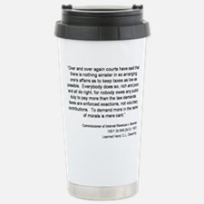 Attorney Travel Mug