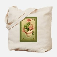 Vintage German Easter Egg Tote Bag