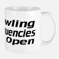 Howlin' Frequencies are Open Mug