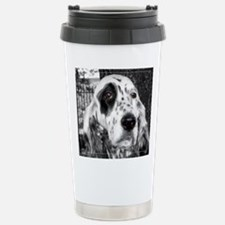 Cute English setter Travel Mug
