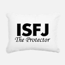 ISFJ | The Protector Rectangular Canvas Pillow