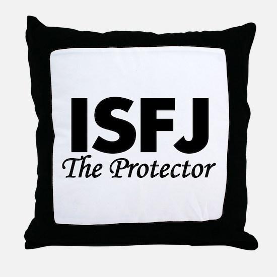 ISFJ | The Protector Throw Pillow