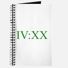 IV:XX Journal