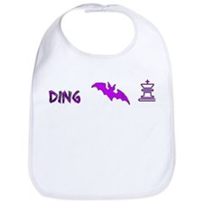 Dingbat King Bib
