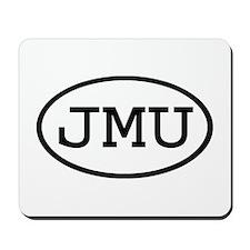 JMU Oval Mousepad