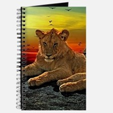 Lion Love Journal