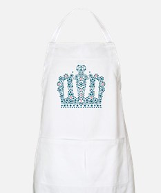 Crown 01 BBQ Apron