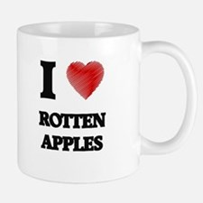 I love Rotten Apples Mugs