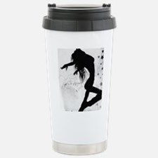 Cute Super girl and wonder woman Travel Mug