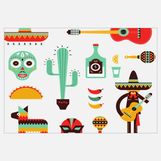 Cool Cactus Wall Art