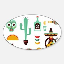 Funny Mariachi Decal