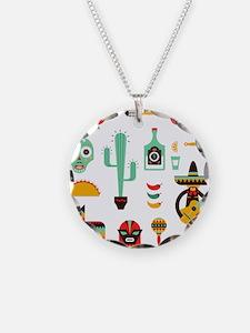 Cute Pinata Necklace