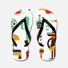 mexican Flip Flops