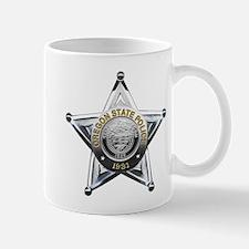 Oregon State Police Mugs