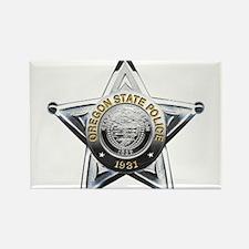 Oregon State Police Magnets