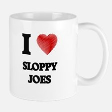 I love Sloppy Joes Mugs
