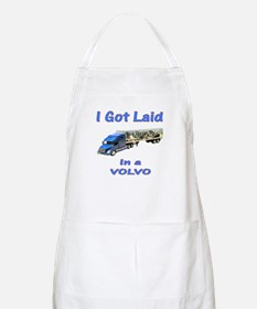 Volvo Trucker Shirts and Gift BBQ Apron