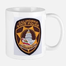 California State Police Mugs
