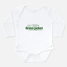 Little Green Jacket Body Suit