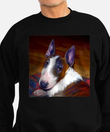Miniature Bull Terrier Sweatshirt