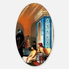 Gerome - Pool in a Harem Decal