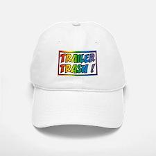 Trailer trash rainbow Baseball Baseball Cap