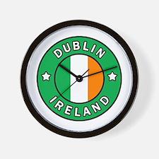 Funny Kilkenny ireland Wall Clock