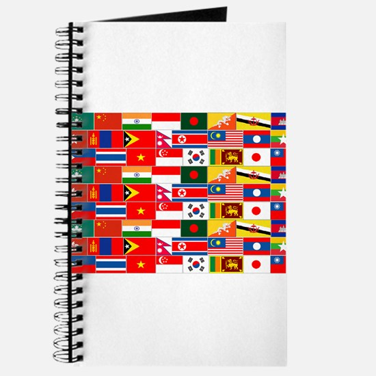 Asian Flags Journal