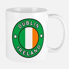 Dublin Ireland Mugs