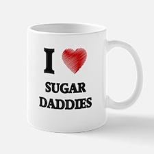 I love Sugar Daddies Mugs