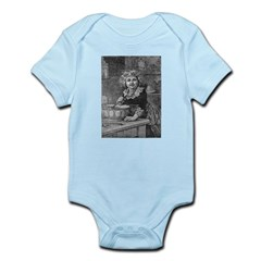 Christmas Baking Infant Bodysuit