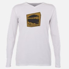 San Francisco.png Plus Size Long Sleeve Tee