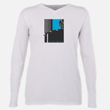 Lincoln Memorial.png Plus Size Long Sleeve Tee