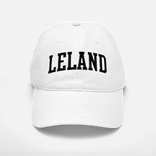 LELAND (curve) Baseball Baseball Cap