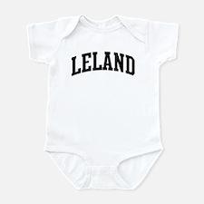 LELAND (curve) Infant Bodysuit