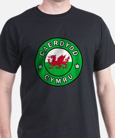 Unique Swansea united kingdom T-Shirt