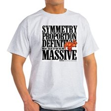 SYMMETRY MEANS ZILCH...T-Shirt