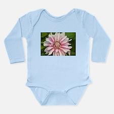 Unique Blossom Long Sleeve Infant Bodysuit