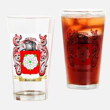 Sobieski Drinking Glass