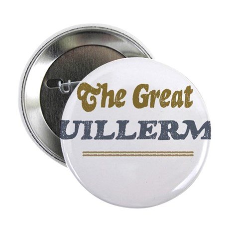 "Guillermo 2.25"" Button (10 pack)"