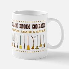 SALEM BROOM CO. Mugs