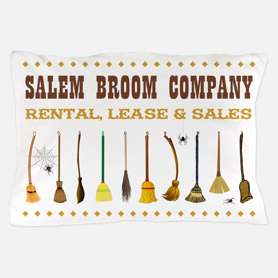 SALEM BROOM CO. Pillow Case
