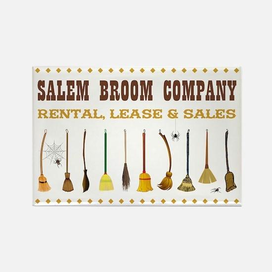 SALEM BROOM CO. Magnets
