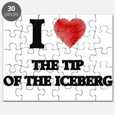 I love The Tip Of The Iceberg Puzzle