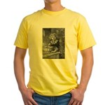 Christmas Baking Yellow T-Shirt