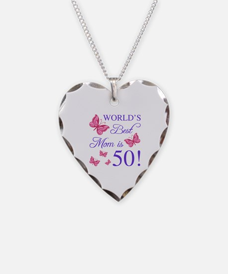 Funny Mother year Necklace