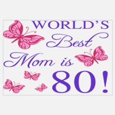 Funny The world%27s best mother in law Wall Art