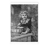 Christmas Baking Postcards (Package of 8)
