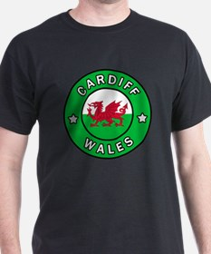 Cute Swansea united kingdom T-Shirt