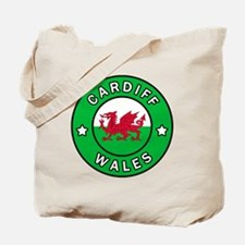 Cute Newport wales Tote Bag